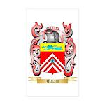 Malam Sticker (Rectangle 10 pk)