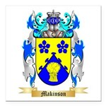 Makinson Square Car Magnet 3