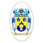 Makin Sticker (Oval)