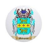 Makepeace Round Ornament