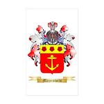 Majerowits Sticker (Rectangle 50 pk)