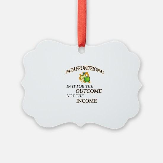Paraprofessional Ornament