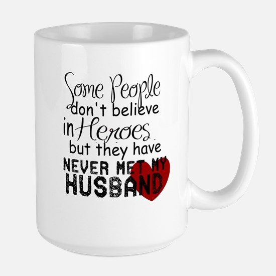Husband hero Mugs