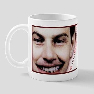 smugtwatblaircap2 Mugs