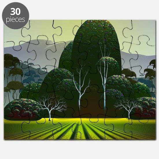 Cute Napa valley Puzzle