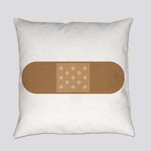 Band Aid Everyday Pillow