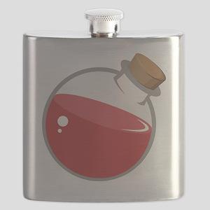 Health Potion Bottle Flask