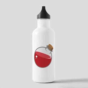Health Potion Bottle Water Bottle