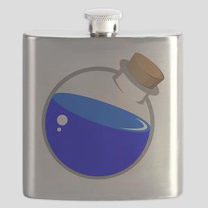 Mana Potion Bottle Flask