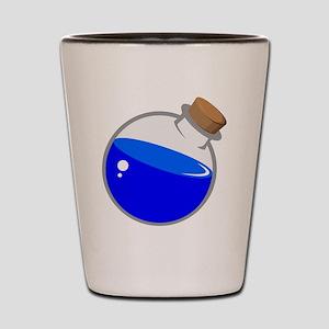Mana Potion Bottle Shot Glass