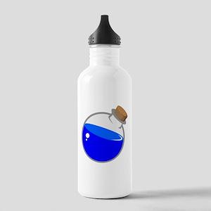 Mana Potion Bottle Water Bottle