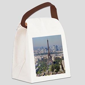 EIFFEL TOWER 2 Canvas Lunch Bag