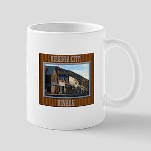 Virginia City Mugs