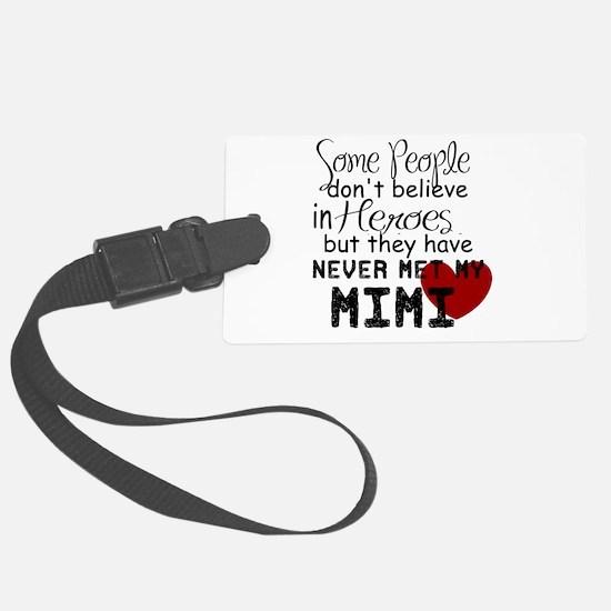 Mimi Heroe Luggage Tag