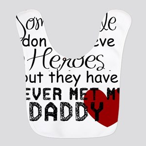 Hero Daddy Bib