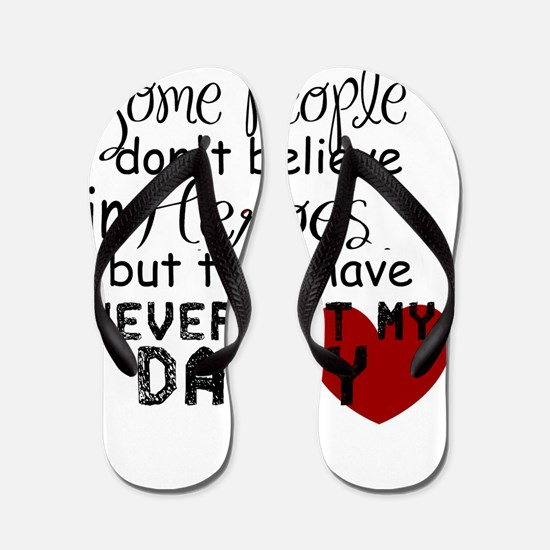 Hero Daddy Flip Flops