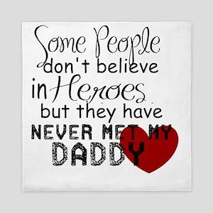 Hero Daddy Queen Duvet