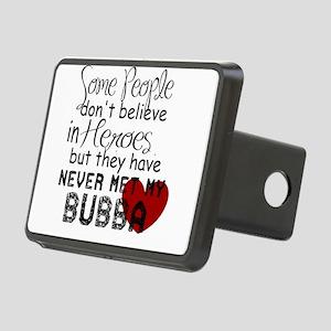 Bubba Hero Rectangular Hitch Cover