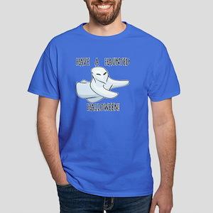 Haunted Halloween Dark T-Shirt