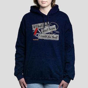 MacGyver: Duct Tape Women's Hooded Sweatshirt
