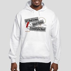 MacGyver: Duct Tape Hooded Sweatshirt