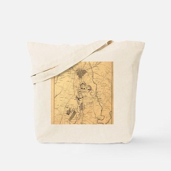 Unique Gettysburg Tote Bag