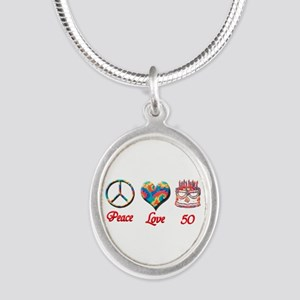 50th. Birthday Necklaces