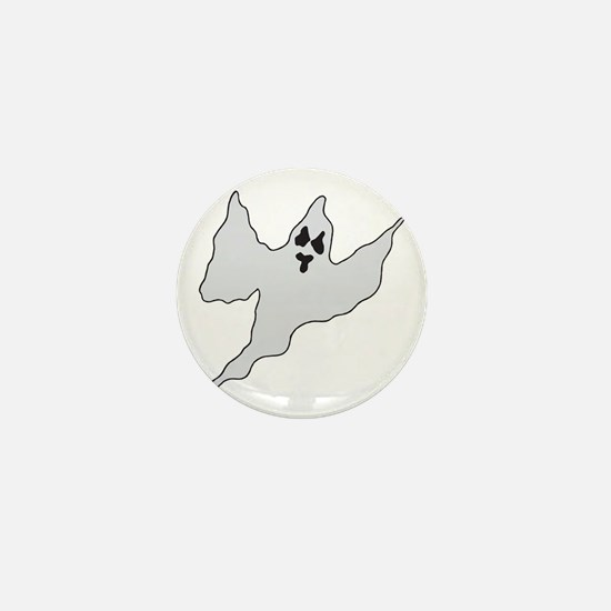 Ghost Mini Button (100 pack)