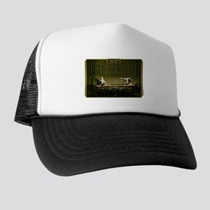 AHS Hotel We'll Tuck You In Trucker Hat