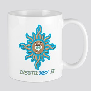 Siesta Key Beach Mugs