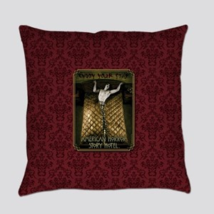 AHS Hotel Enjoy Your Stay Everyday Pillow