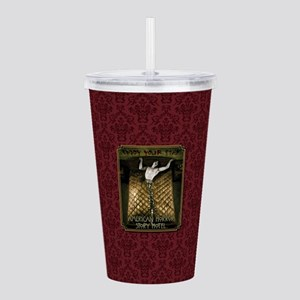 AHS Hotel Enjoy Your S Acrylic Double-wall Tumbler