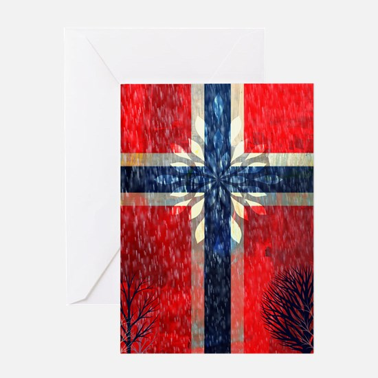 Funny Norwegian christmas Greeting Card