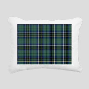 Tartan - MacAlpine Rectangular Canvas Pillow