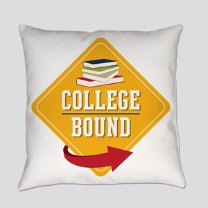 College Bound Everyday Pillow