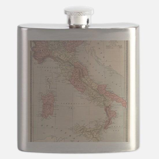 Unique Historical Flask