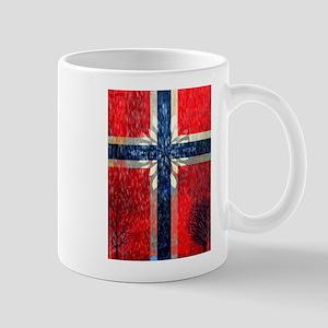Norwegian winter Mugs