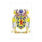 Maitland Sticker (Rectangle 50 pk)