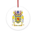Maitland Round Ornament