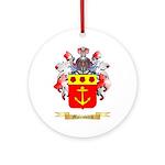 Mairovitch Round Ornament