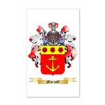 Mairoff 35x21 Wall Decal