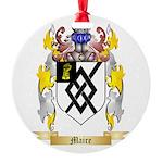 Maire Round Ornament
