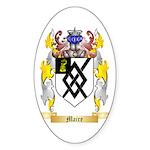 Maire Sticker (Oval 50 pk)