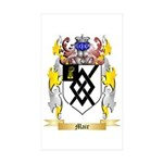 Mair Sticker (Rectangle 10 pk)