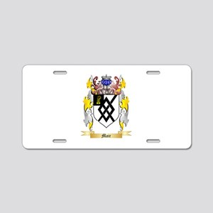 Mair Aluminum License Plate