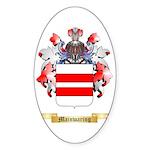 Mainwaring Sticker (Oval 10 pk)