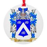 Mainstone Round Ornament