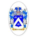 Mainstone Sticker (Oval 50 pk)
