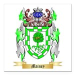 Mainey Square Car Magnet 3