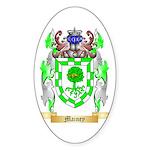 Mainey Sticker (Oval)